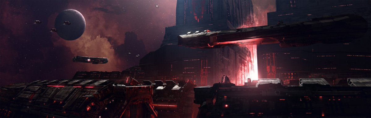 Hades Star On Twitter Cerberus Station Concept