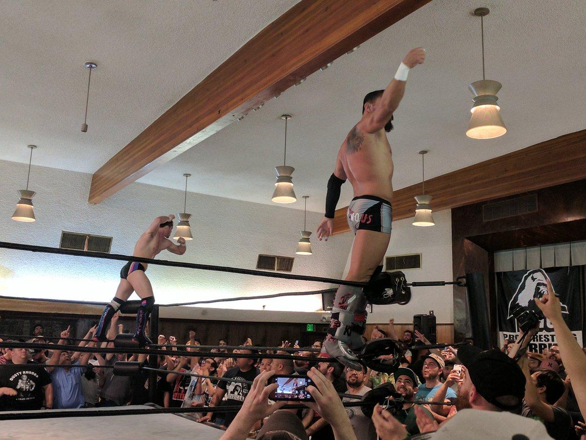 """Resultados de PWG """"Head Like A Cole"""" - ¿La última lucha de Adam Cole en la empresa? 2"""