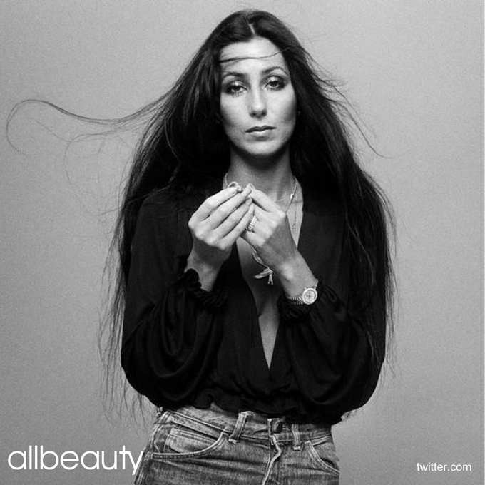 Happy Birthday to the wonderful Cher who turns 71 today x