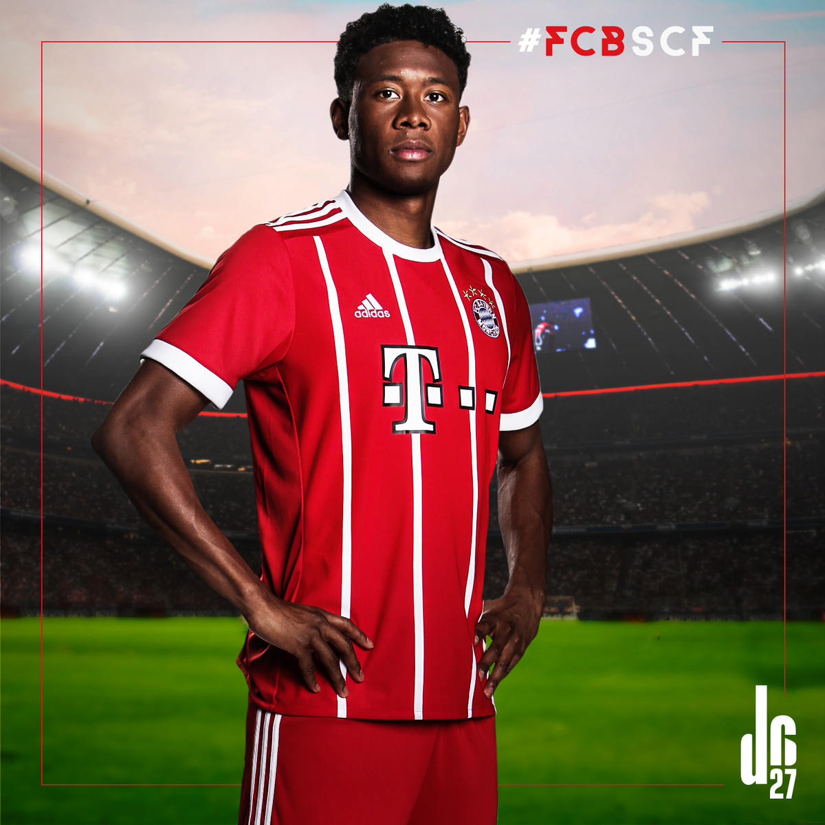 "David Alaba on Twitter "" e last time this season And with our"