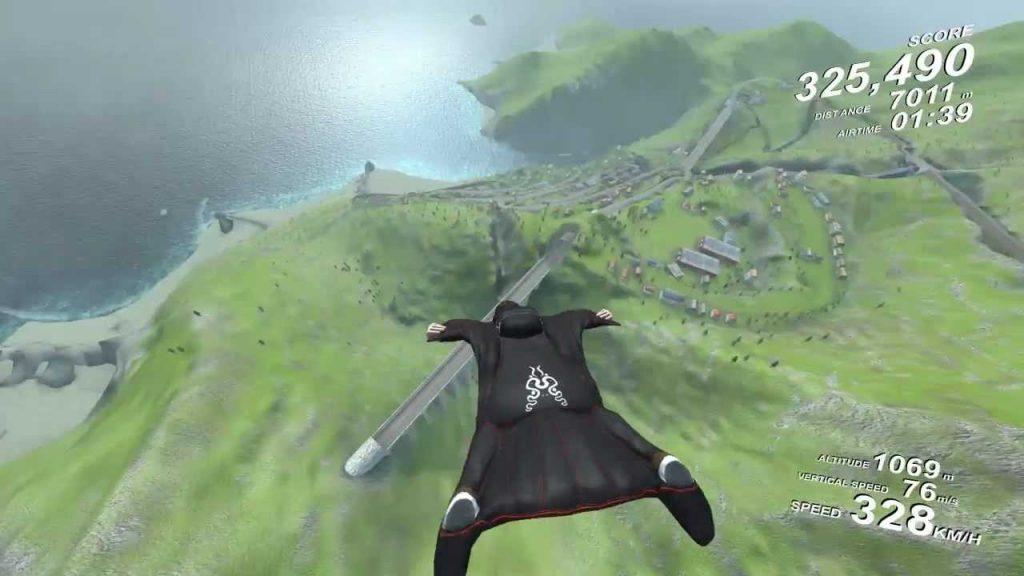 Wingsuitflyer скачать игру торрент - фото 2