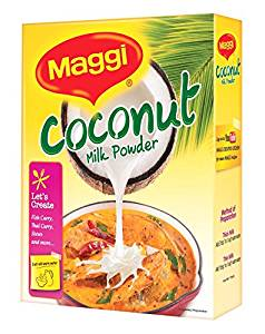 Maggi coconut milk powder рецепты