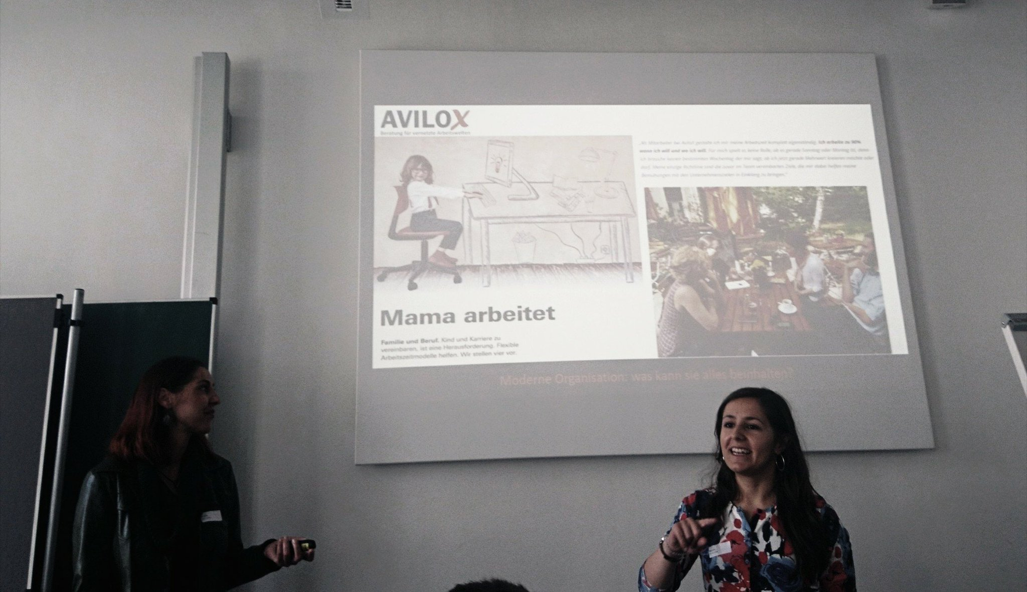 Organisationsmodelle neu gedacht, 4 flexible Arbeitsformen by @myavilox #HRInnoDay https://t.co/M3EWRgKlUa