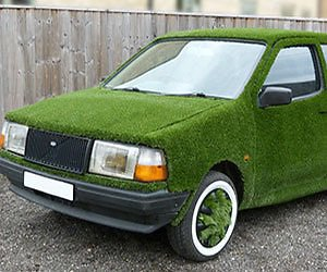 Weird Cars On Twitter Astroturf Lawn Car On Ebay Uk No Details Of Model But Looks Distinctly Volvo To Me Https T Co 77k6gn14qy