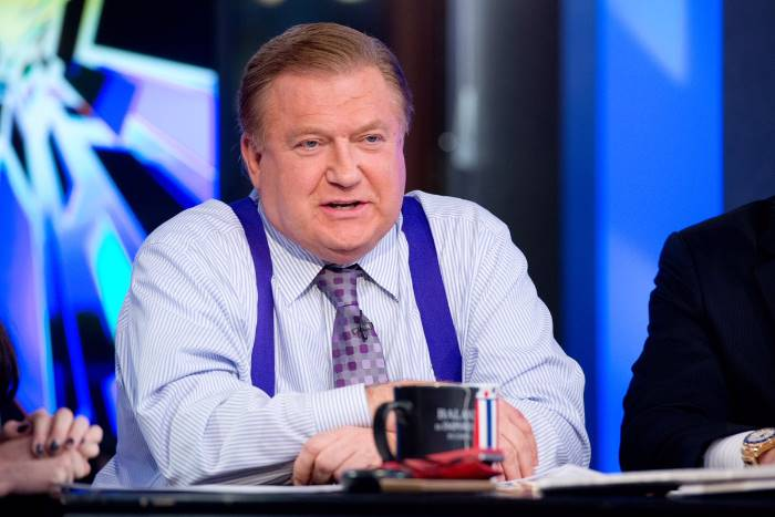 #Bob Beckel is terminated by Fox News after insensitive racial remark   The network reported  http://www. empowr.com/illimattic?p=B Y2VV &nbsp; … <br>http://pic.twitter.com/iuduOI8D6a