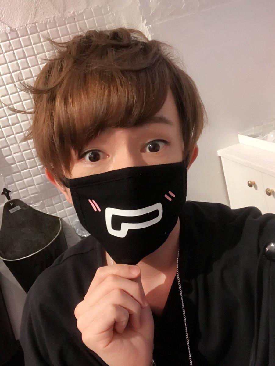 不思議なマスクを手に入れた!