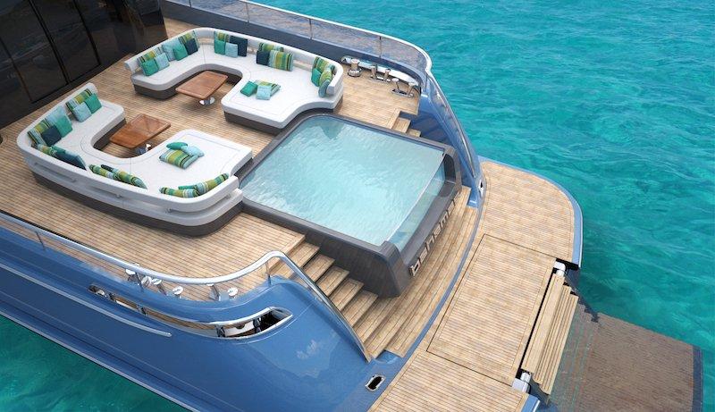 yacht superyacht megayacht design yachtdesign jacht luxus luxurypictwittercomdnvl0yhmqn - Luxus