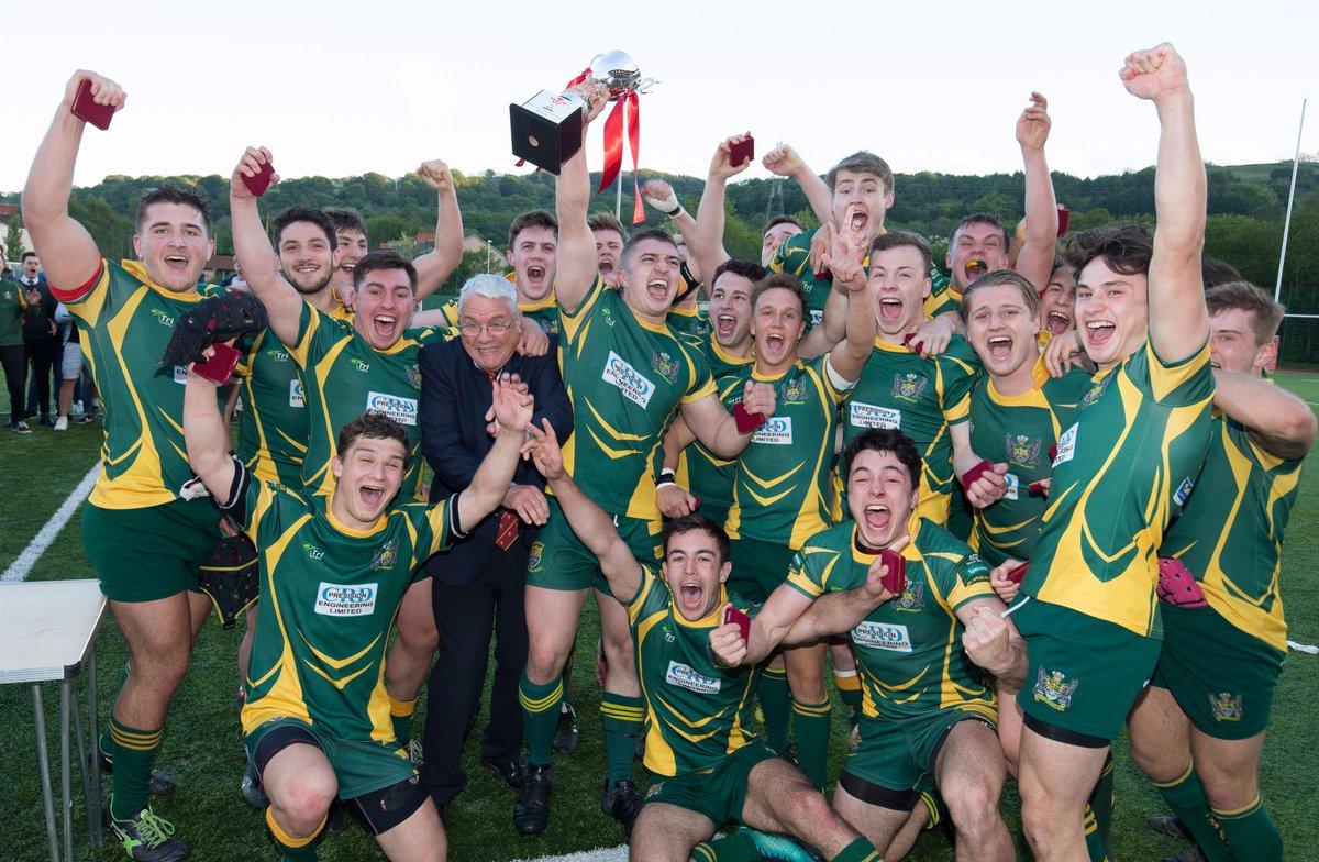 Congratulations to @bridgendathrfc on winning the National Youth League Final against @rumney_rfc last night 👏👍🏉🏆