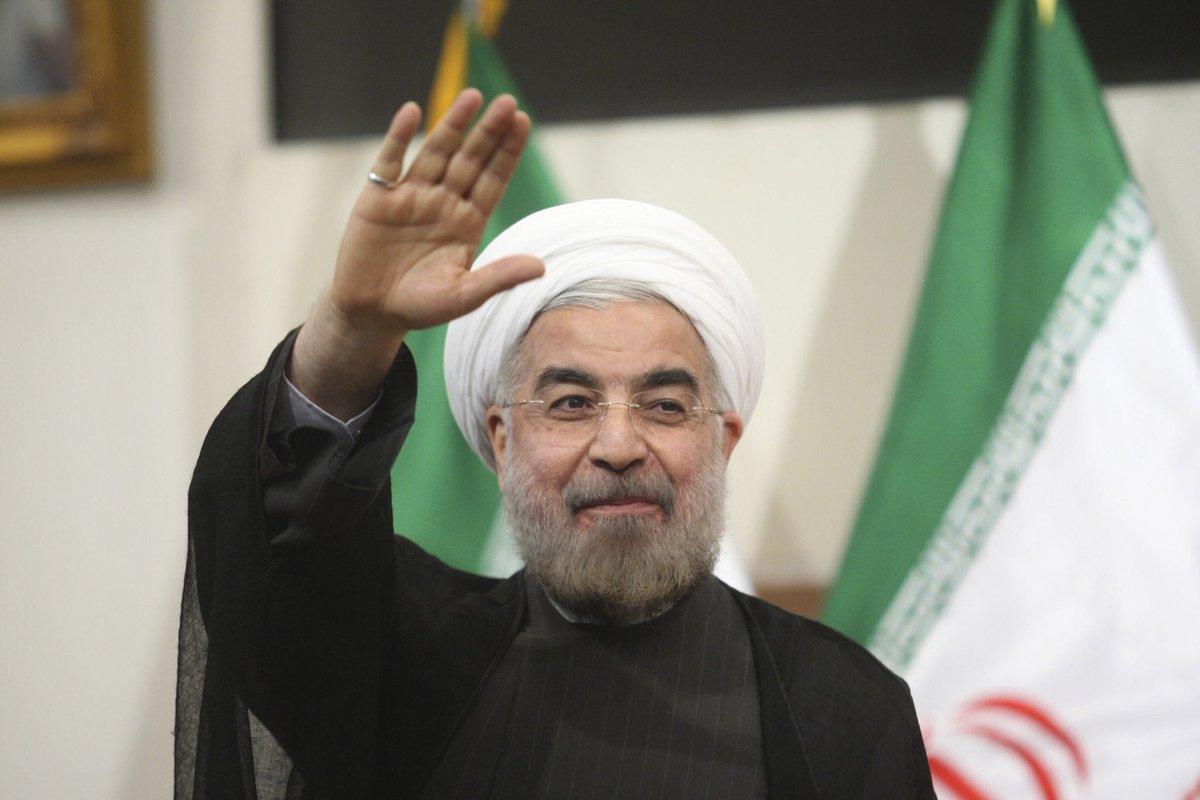 Роухани выиграл выборы в Иране