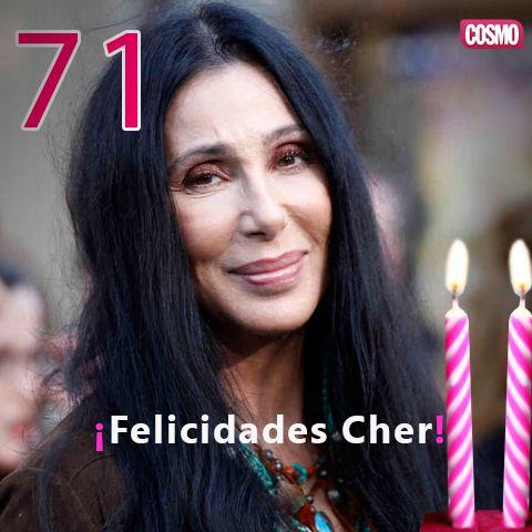 ¡Muchas felicidades Happy Birthday!