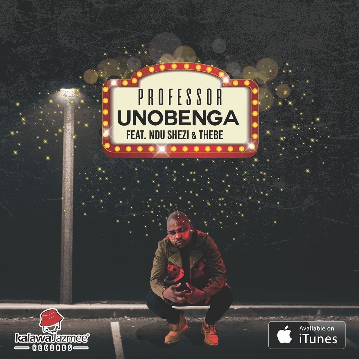 Get my new track #UNOBENGA on @iTunes and let's dance