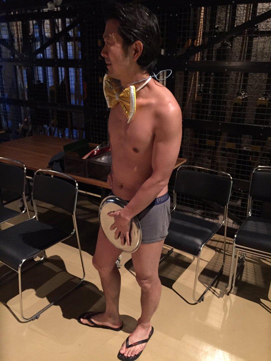 舞台直前アキラ90%!!!