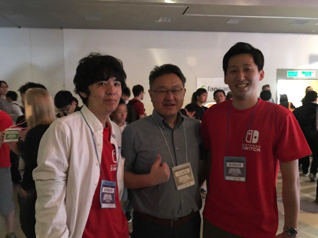 Friendship in Kyoto, we love indie games! #BitSummit https://t.co/9eQm...