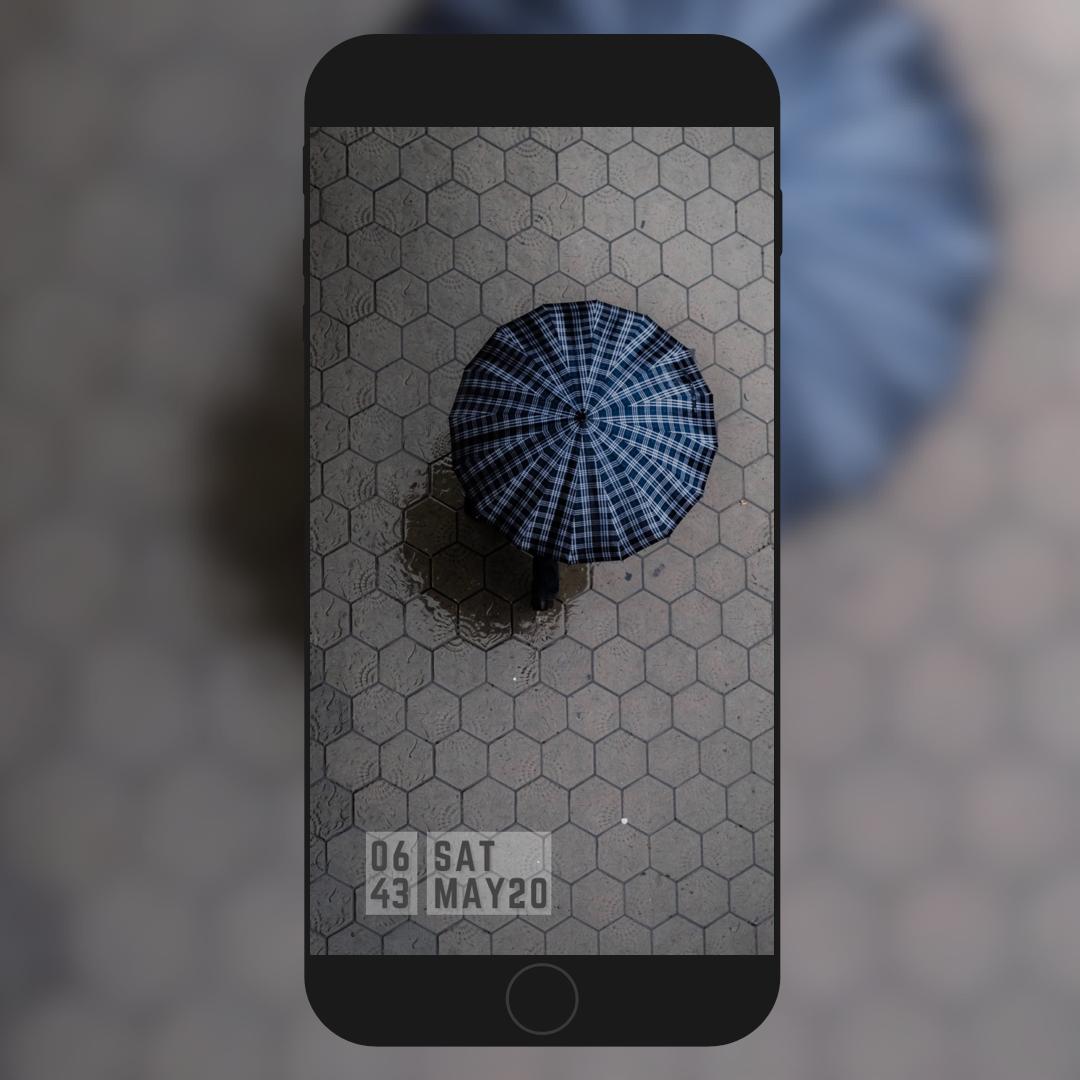 #iPhone #Lockscreen  Wall by @iDeviceArt Widget by @ev_ynw  <br>http://pic.twitter.com/3JR58sGeoj