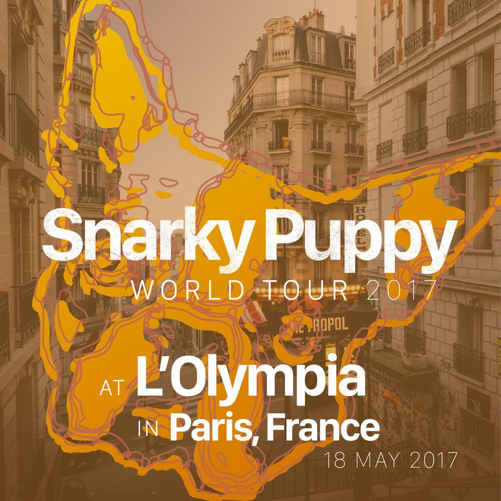 Our shows from Paris and Cenon are now available to download.