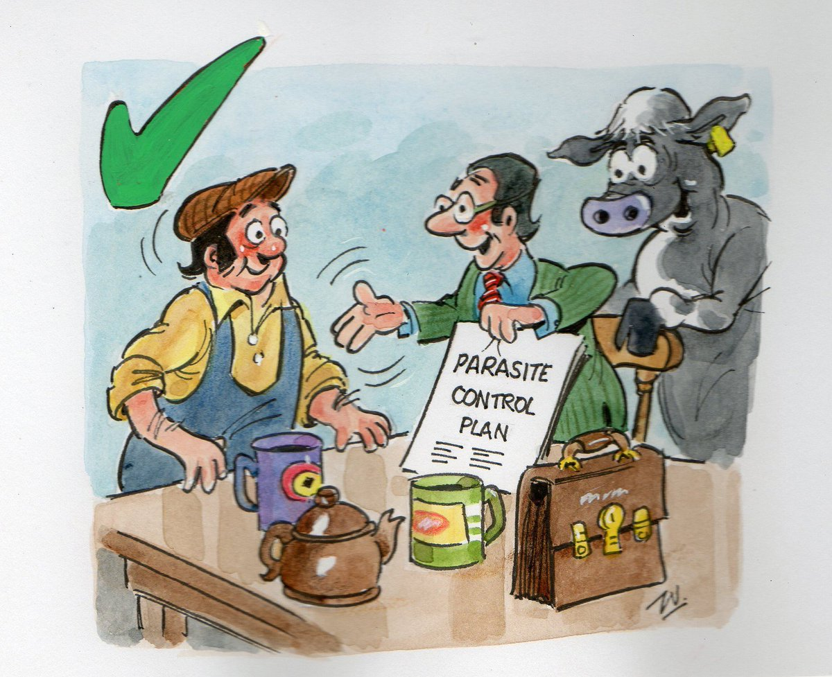 Don't forget to discuss you #GrasslandManagement options with your vet or SQP to reduce the parasitic risk this season <br>http://pic.twitter.com/jiea0VFdSE