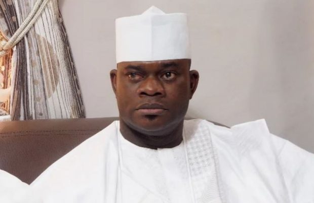 Independent National Electoral Commission (INEC) accused Kogi Governor Yahaya Bello of double registration for Permanent Voter Card against electoral law
