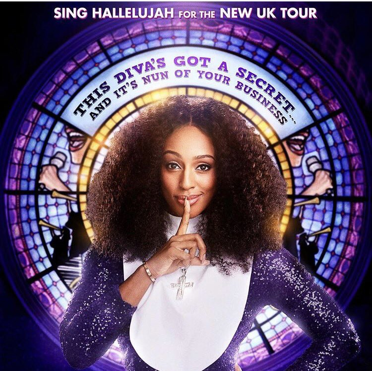 RT @JWPOnStage: Our FAB-U-LOUS @SisterActUKTour hits their 300th performance tonight. Congratulations team SA! https://t.co/TptAGzpPHy