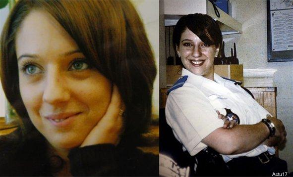 🕯Il y a 7 ans le 20 mai 2010, Aurélie Fouquet, 26 ans, policière municipale de Villiers-sur-Marne, était tuée en service. N'oublions jamais.
