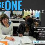 Volunteer opportunities open at SVSF. No prior experience necessary. We train you. Message us for more.