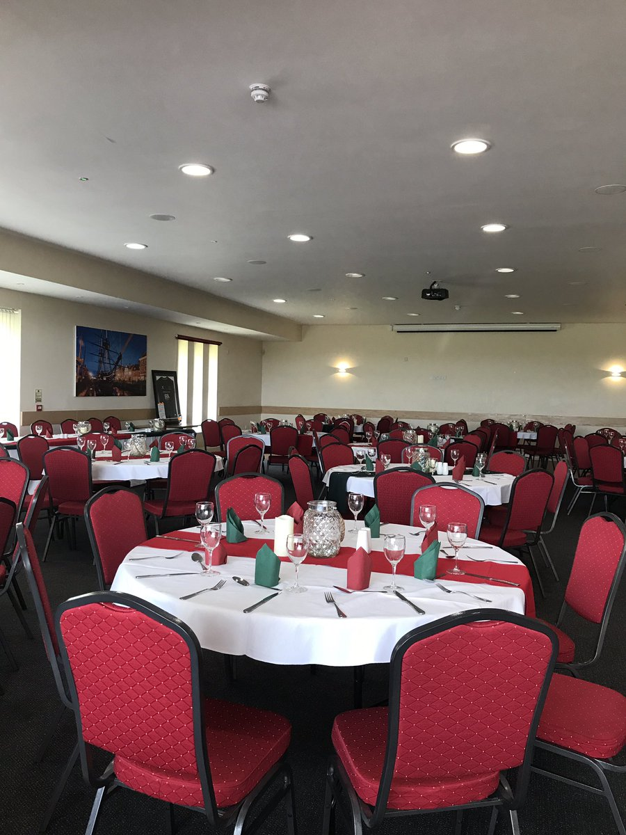 Our function room is all ready for our players awards night tonight #rugby #RugbyFamily #rugbyunited @weststags<br>http://pic.twitter.com/NRa52E4vWs