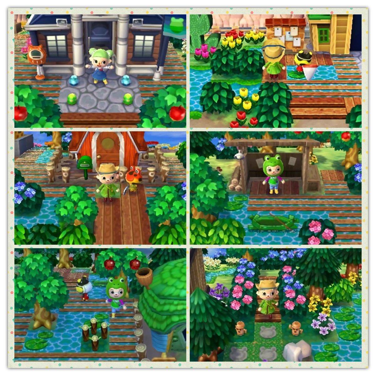 村 すごい の どうぶつ 森