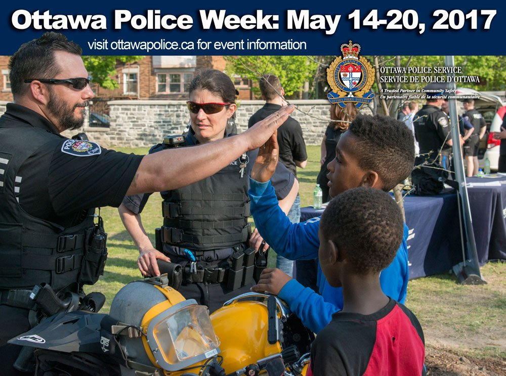 Couldn't make it to our events this week? Join us today at Ridgeview Park 11am-3pm &amp; help us celebrate #PoliceWeekON  http:// bit.ly/2pTTblr  &nbsp;  <br>http://pic.twitter.com/HbHazQwqSv