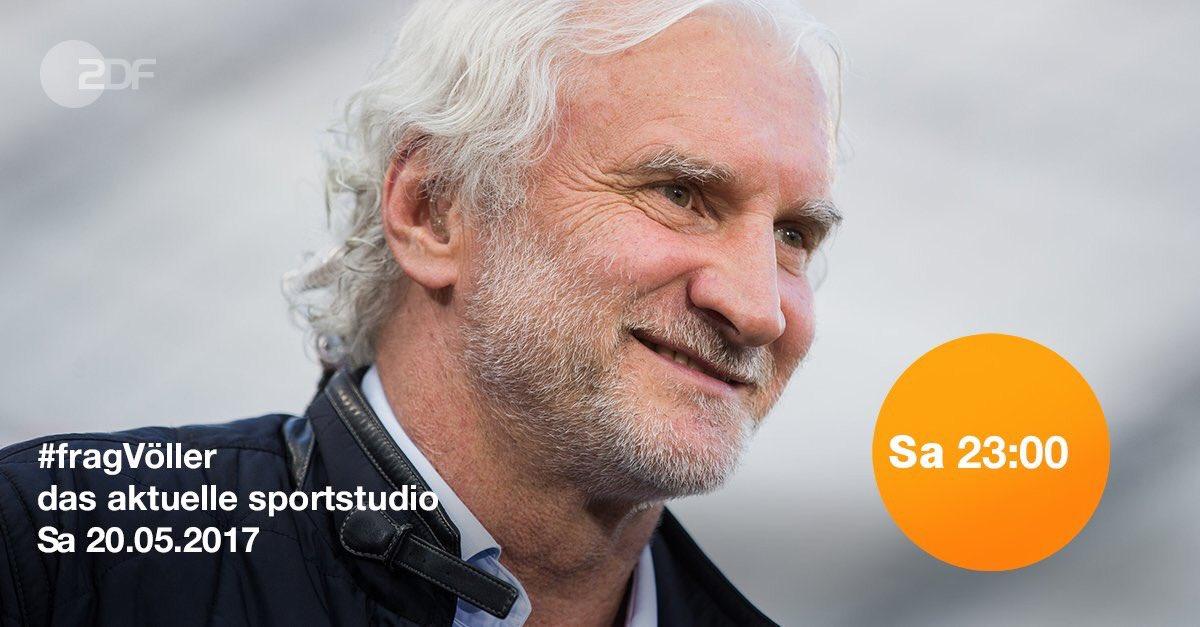 #FragVöller Latest News Trends Updates Images - ZDFsportstudio