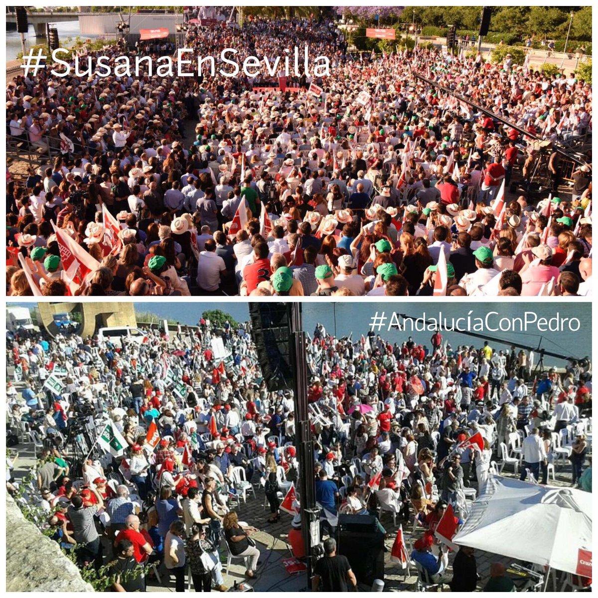#SusanaEnSevilla Latest News Trends Updates Images - CyranoHuelva