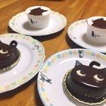 大阪の「シャノワール」!黒猫ケーキがかわいすぎてやばい!