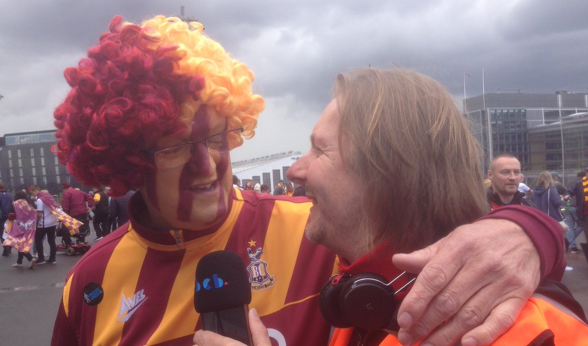 Claret And Banter >> Bcb 106 6fm On Twitter Bantam Pete Claret Amber From Top To