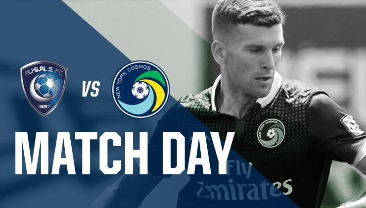 It's #MatchDay in Riyadh!!