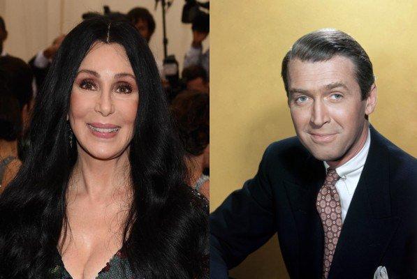 May 20: Happy Birthday Cher and JamesStewart