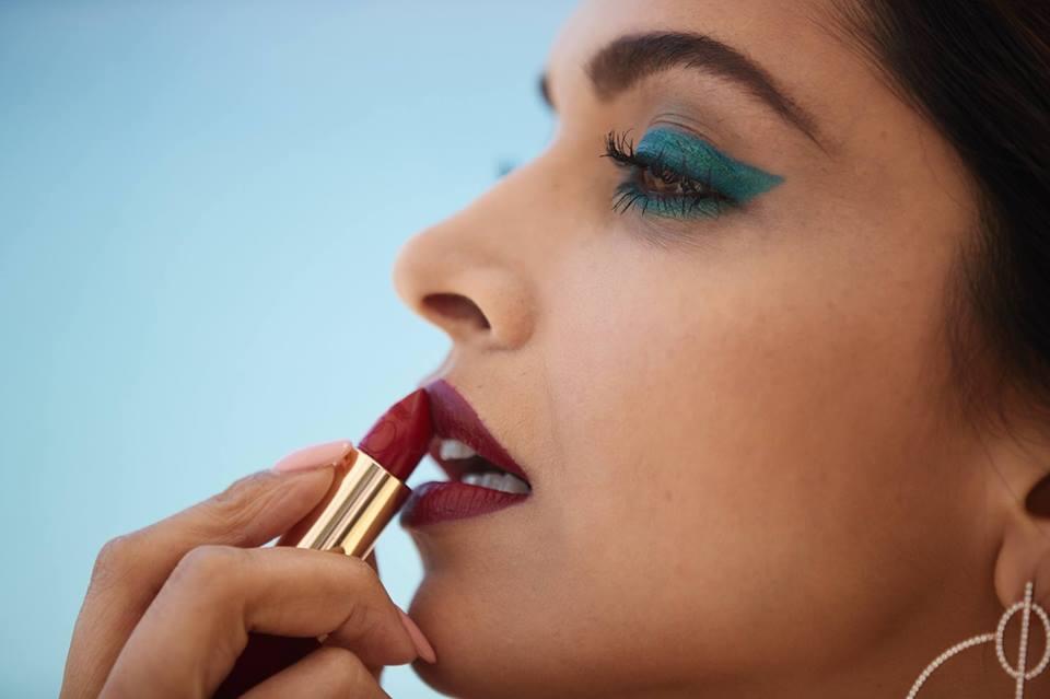 Image result for deepika cannes loreal paris makeup