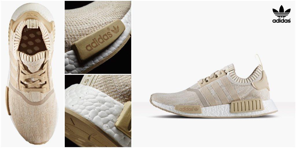 "women's adidas nmd r1 primeknit ""shock pink Sneaker Steal"