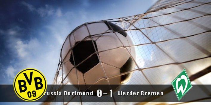GOAAAL!!  #BorussiaDortmund 0 #WerderBremen 1<br>http://pic.twitter.com/jwd16yRHr3