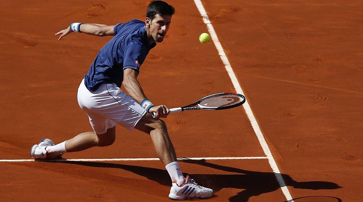 Novak #Djokovic has to make a quick turnaround after beating #delPotro to face Dominic #Thiem tonight  Read more &gt;  http:// bit.ly/DjokoThiemRome  &nbsp;  <br>http://pic.twitter.com/Kk6PhJWnL1