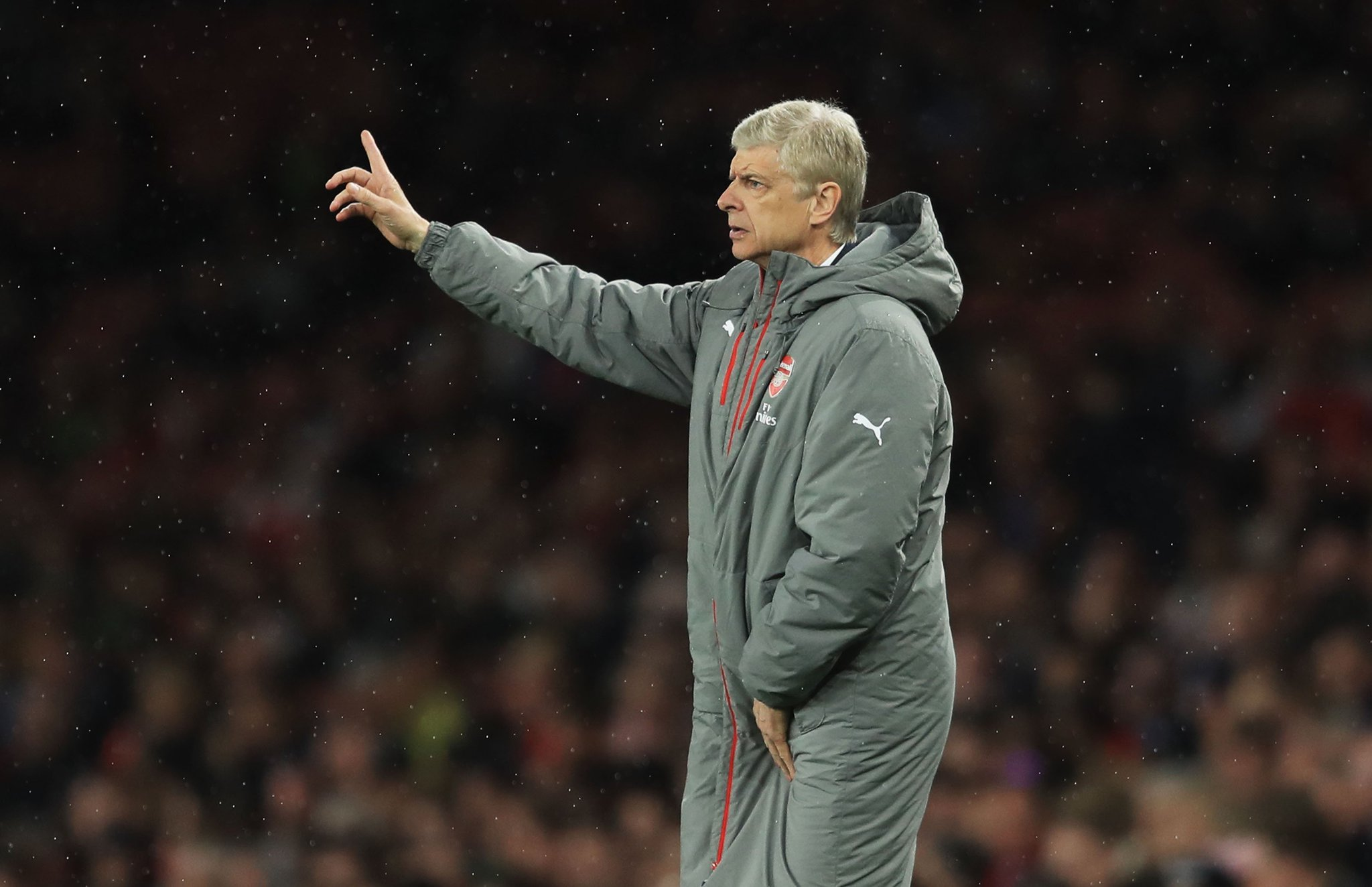 RT @btsportscore: Arsenal have never finished outside the top four under Arsène Wenger 😬 https://t.co/Y3nM7PsRRo