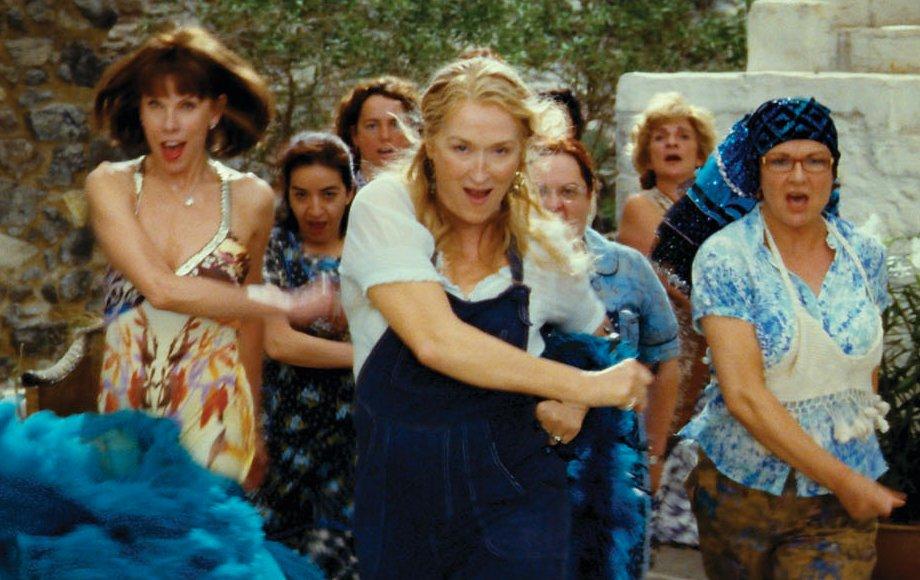 """""""Mamma Mia"""", com Meryl Streep, terá continuação em 2018: papelpop.com/2017/05/mamma-…"""