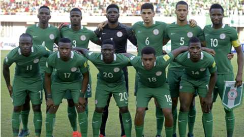 Nigerian Football Federation [NFF] has, Wednesday, released the list of Super Eagles squad expected to feature against Bafana Bafana of South Africa.