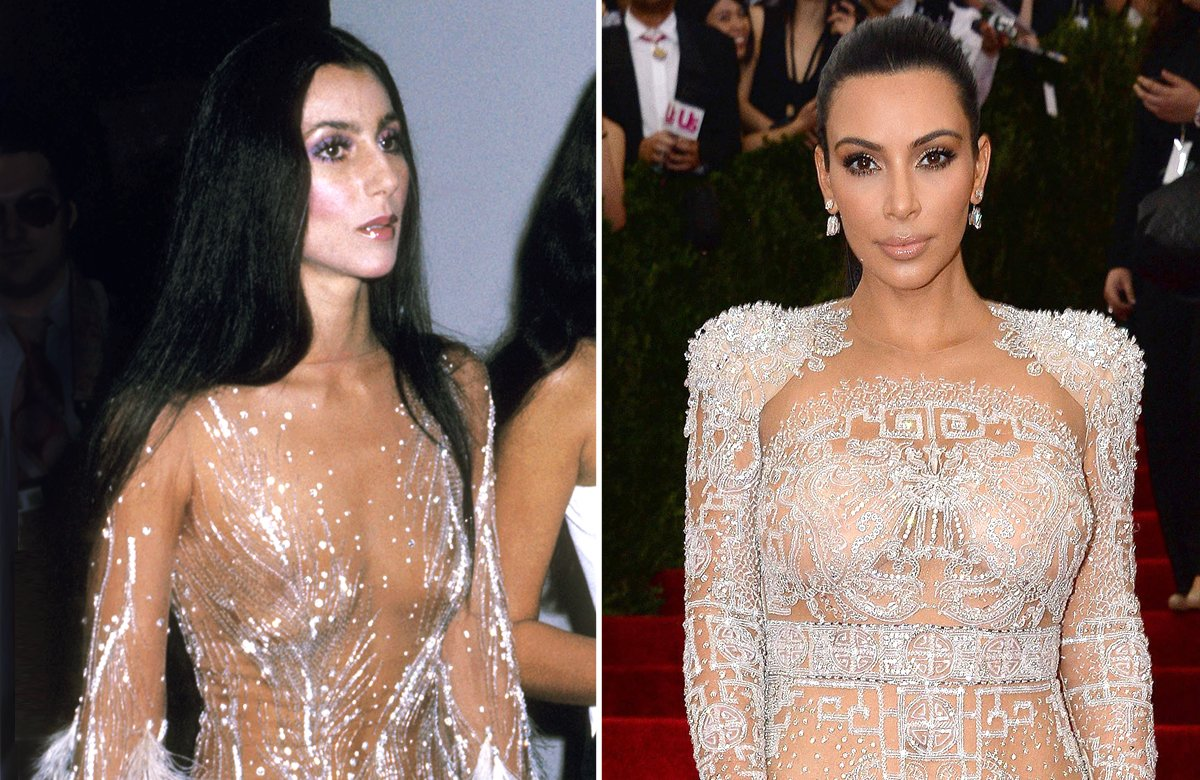 Happy birthday Cher! Celebrate with some of her most iconic fashion moments