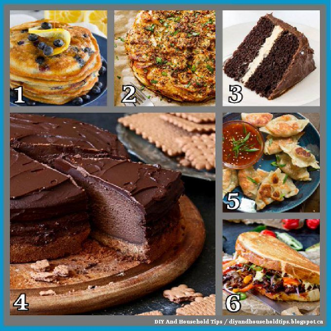 6 Easy And Yummy Recipes
