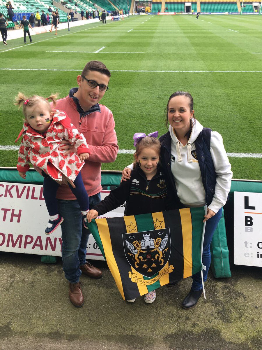 Another great win @SaintsRugby #SaintsNation #rugbyfamily thank you too to @tomwood678 @beef324 @HarryMal10  Roll on Friday <br>http://pic.twitter.com/Fa8HczP7qf