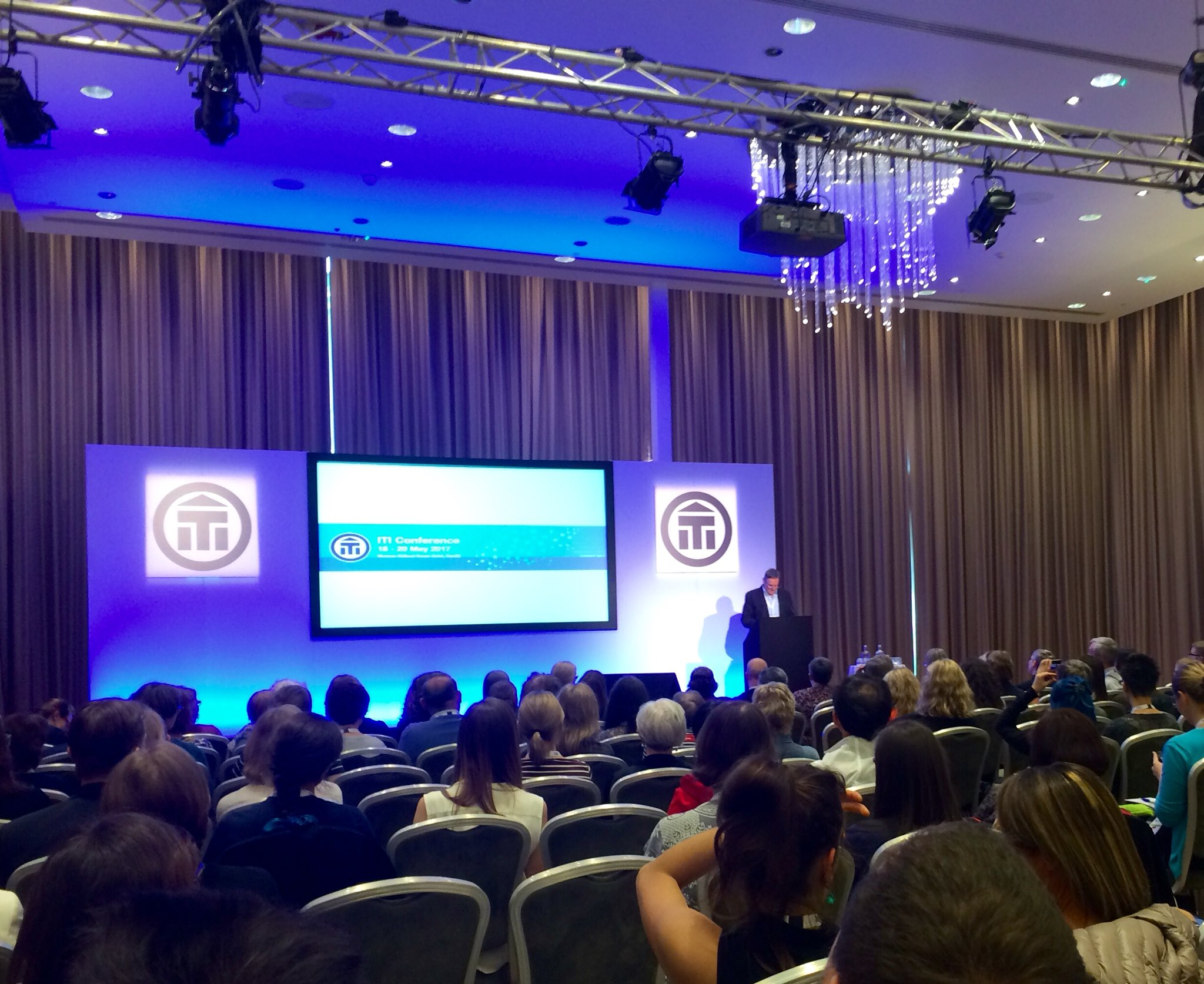 Can't believe it's already the closing session of #ITIConf17! The sessions have been inspiring and the atmosphere fantastic 😄 https://t.co/gVgfHe9CRn