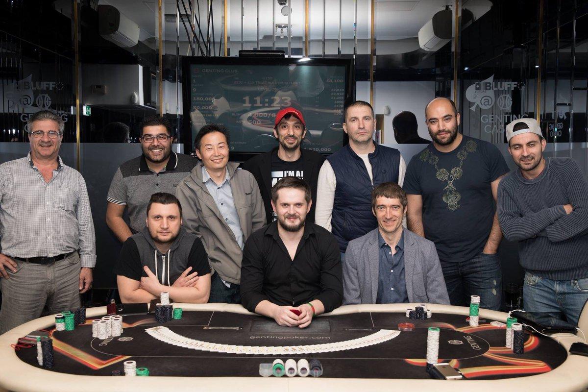 Mint casino london poker iris stator slot coupler