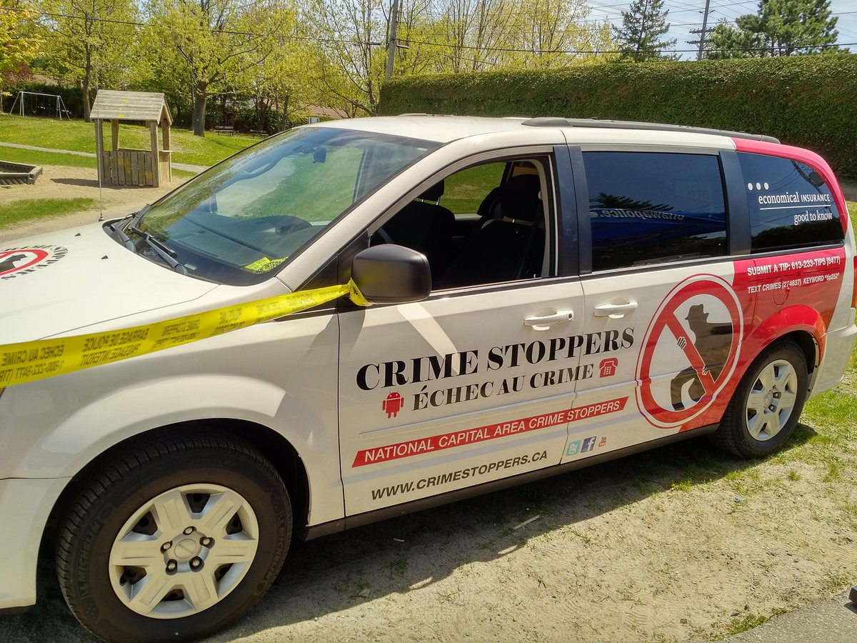 Impressive @RCMP_Nat_Div vehicles on display for #PoliceWeekON @CrimeStoppersOT not ready to trade our vehicle in just yet.<br>http://pic.twitter.com/MmK435ULxK
