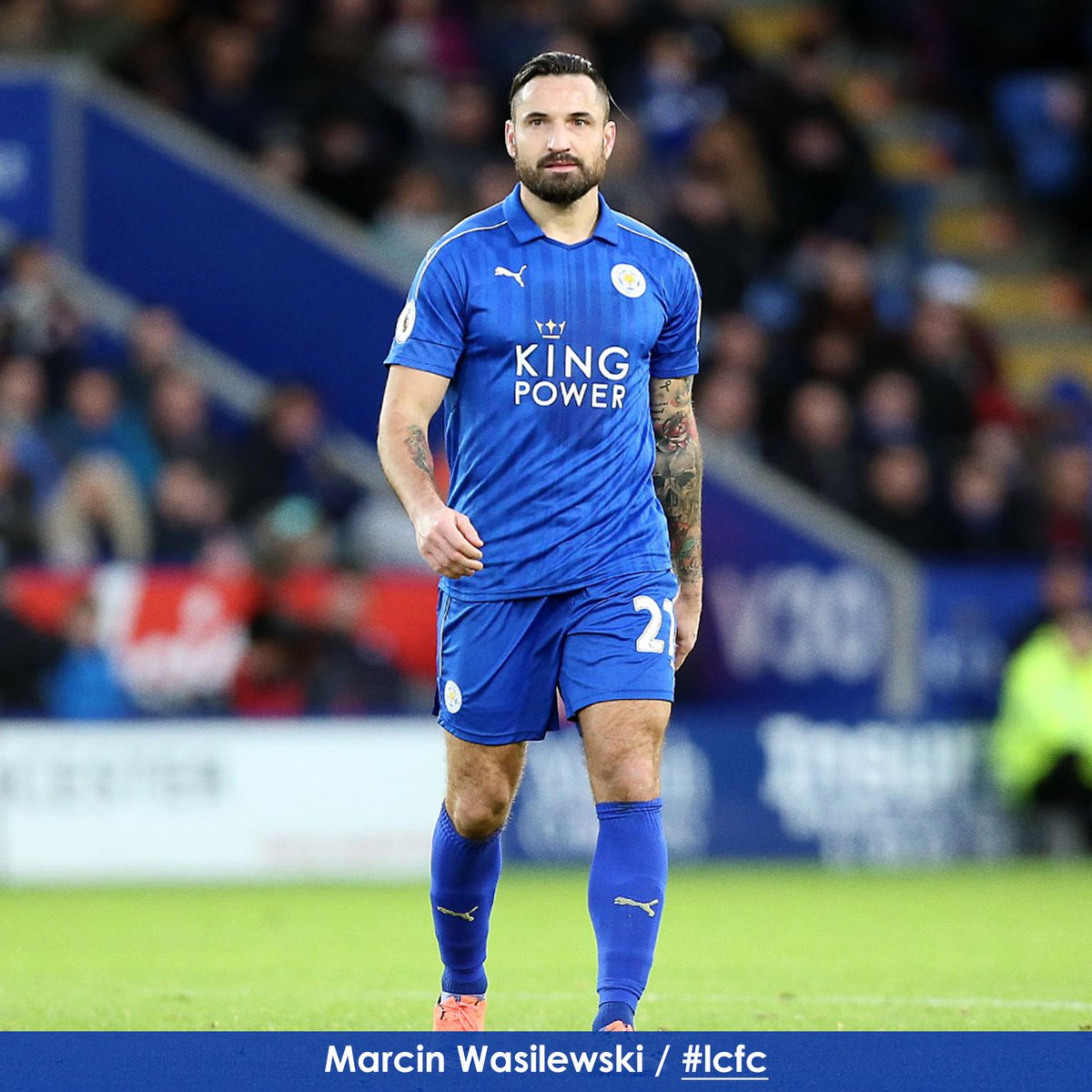 We bid farewell to an outstanding Club servant tomorrow, as Marcin Wasilewski calls time on his spell with #lcfc:  http:// leic.it/2r3jNEK  &nbsp;  <br>http://pic.twitter.com/XX8H5S14WH