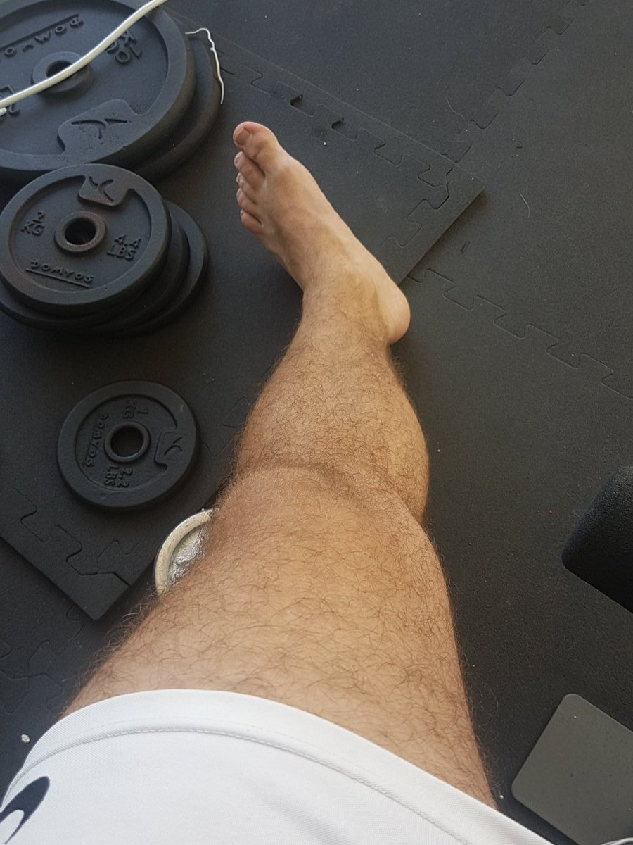 hairiest legs ever