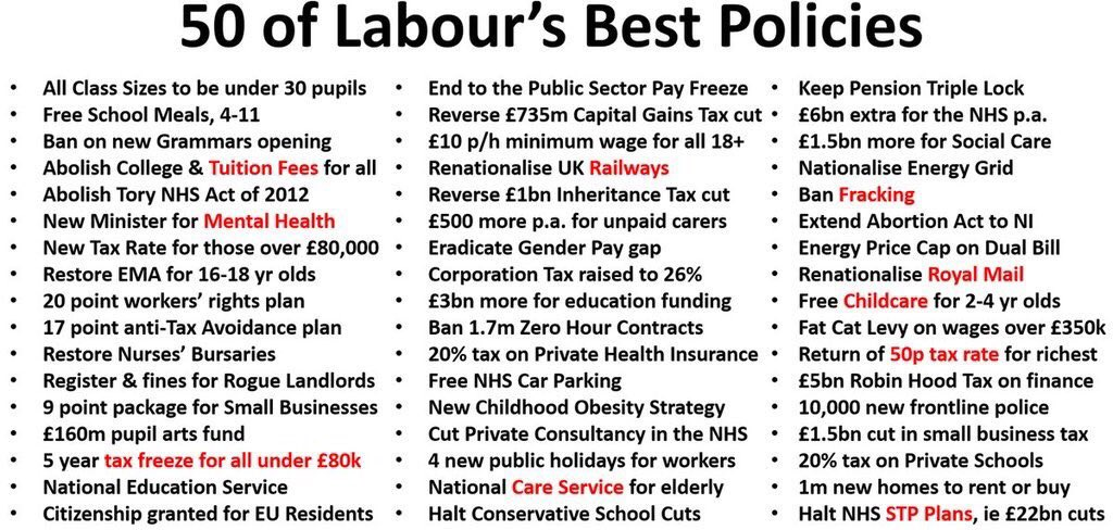 You can't go wrong . Vote labour #bbcaq...