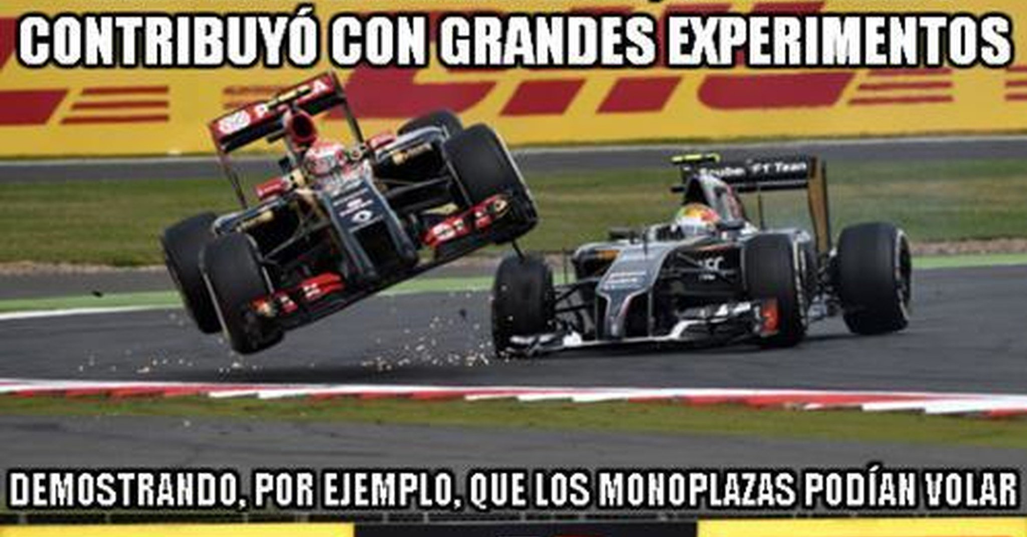 Re: HILO,RINCON,ESCONDITE,PADDOCK, CAFE HUMOR DE LA F1 2017.